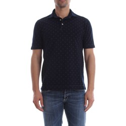 Vêtements Homme Polos manches courtes Circolo 1901 CN1895 POLO Homme INDACO INDACO