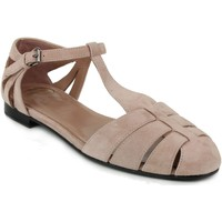 Chaussures Femme Sandales et Nu-pieds Church's Femme church's nu-pied velours nude rose