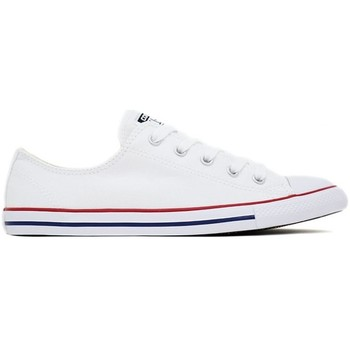 Chaussures Femme Baskets basses Converse CTAS DAINTY OX blanc