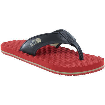 Chaussures Homme Tongs The North Face BASE CAMP FLIPFLOP Red / Tan