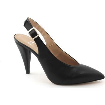 Chaussures Femme Sandales et Nu-pieds Divine Follie DIV-E18-7019-NE Nero