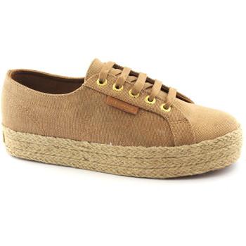 Chaussures Femme Baskets basses Superga SUP-E18-C4YO-A66 Beige