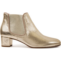 Chaussures Femme Bottines Heyraud Bottine SOLANTA Or