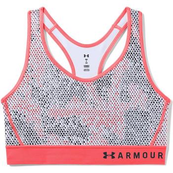 Vêtements Femme Brassières de sport Under Armour Soutien-gorge de Rose