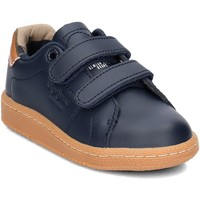 Chaussures Enfant Baskets basses Pepe jeans Brompton Basic Bleu marine