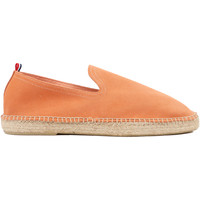 Chaussures Espadrilles 1789 Cala Slip On Cuir Pêche Rose Pêche