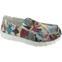 Chaussures Homme Mocassins Hey Dude Farty Print Multi