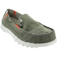 Chaussures Homme Mocassins Hey Dude Farty Funk vert