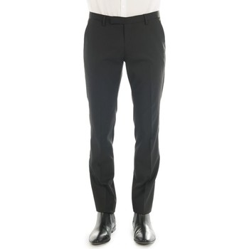 Vêtements Homme Chinos / Carrots Jerem Pantalon Noir NO02