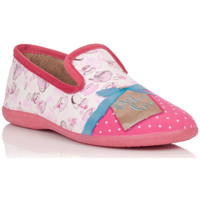 Chaussures Femme Chaussons Calsán 840 TOPOS Rosa