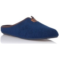 Chaussures Homme Chaussons Norteñas 9-129 Azul
