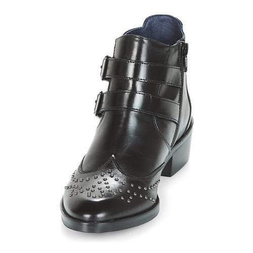 Boots Celine Dorking Femme Noir Dorking Celine OkiuXPTwZ