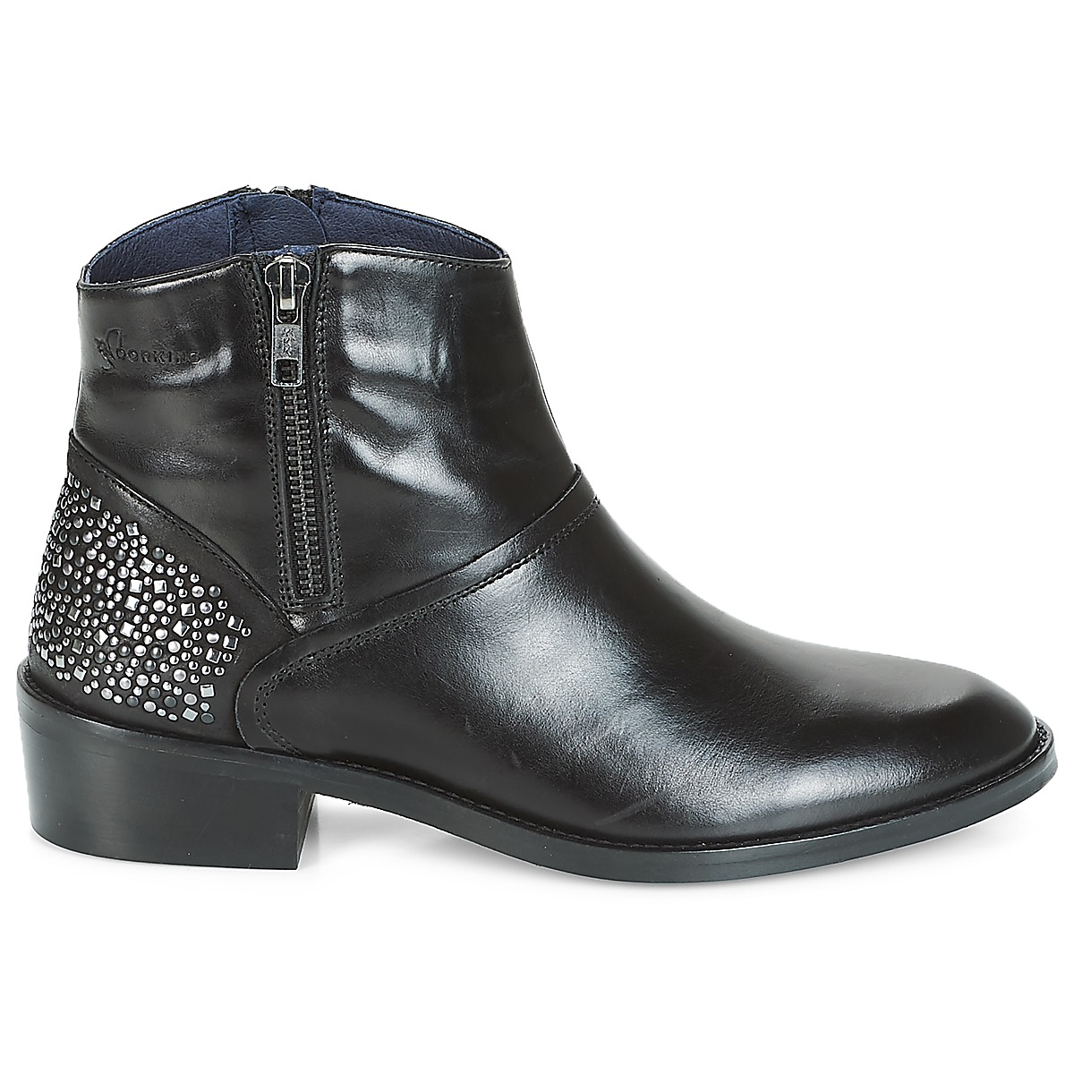 Dorking Celine Noir - Livraison Gratuite Chaussures Boot Femme 103,20 €