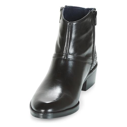 Femme Noir Boots Celine Dorking Celine LzjpSqUMVG