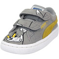 Puma SUEDE TOM AND JERRY SHOES Chaussures Mode Sneakers Enfant Cuir