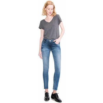 Vêtements Femme Jeans skinny Reiko NELLY DENIM M-90 Bleu