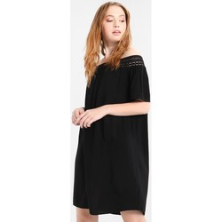 Vêtements Femme Robes courtes Jacqueline De Yong VESTIDO  JDYFAME OFFSHOULDER S/S DRESS NEGRO