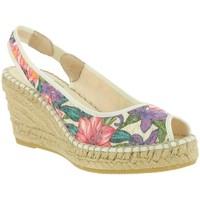 Chaussures Femme Espadrilles La Maison De L'espadrille 230 multicolore