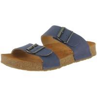 Chaussures Homme Mules Haflinger 819016 bleu