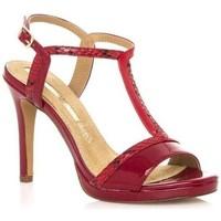 Chaussures Femme Sandales et Nu-pieds Maria Mare 66701 rouge