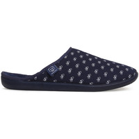 Chaussures Homme Chaussons Arthur Mule Riva MARINE