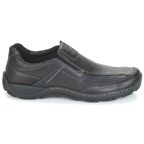 Josef Chaussures Homme Nolan 18 Seibel Derbies Noir YvIfyb6g7m