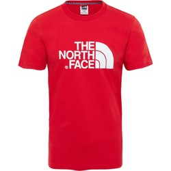 Vêtements Homme T-shirts manches courtes The North Face Easy Camiseta ROJO