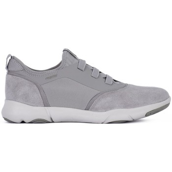Chaussures Homme Baskets basses Geox Nebula Gris