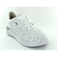Chaussures Baskets basses Geox D828SC Blanc