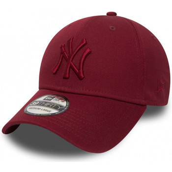 Accessoires textile Homme Casquettes New Era Casquette  New York Yankees Essential 39Thirty - Ref. 80536613 Rouge