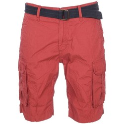 Vêtements Homme Shorts / Bermudas Petrol Industries - bas ROUGE