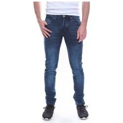 Vêtements Homme Jeans Ritchie Jean coupe ajustée SAVONE Bleu