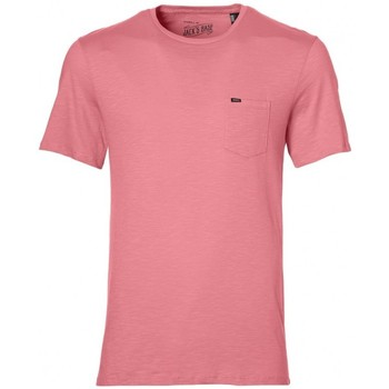 Vêtements Homme T-shirts manches courtes O'neill T-Shirt  Lm Jack'S Base Reg - Strawberry Ice Or