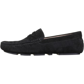 Chaussures Homme Mocassins Reservoir Shoes Raul Black Noir