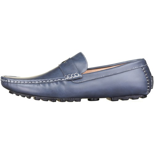 Chaussure Reservoir Shoes Lino Navy 7rEvmYI
