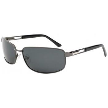 Montres & Bijoux Lunettes de soleil Eye Wear Lunette de soleil polarisée Sport Noir Murray Noir
