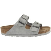 Chaussures Femme Mules Birkenstock Sandalia Mujer Arizona BF Animal Gris Gris