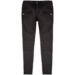 Vêtements Fille Jeans Kaporal JEAN SLIM  POLIN NOIR 38