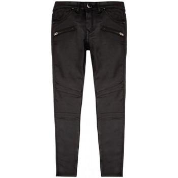 Vêtements Fille Jeans Kaporal JEAN SLIM  POLIN NOIR