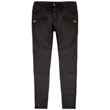 Vêtements Fille Jeans Kaporal JEAN SLIM  POLIN NOIR