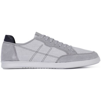 Chaussures Homme Ville basse Geox Walee Blanc-Gris