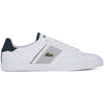 Chaussures Homme Baskets basses Lacoste Fairlead Blanc
