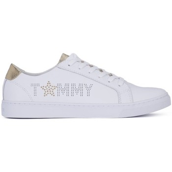 Chaussures Femme Baskets basses Tommy Hilfiger Tommy Star Blanc