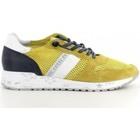 Chaussures Homme Baskets basses Cetti 1082 jaune