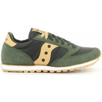 Chaussures Homme Baskets basses Saucony JAZZ LOW PRO vert