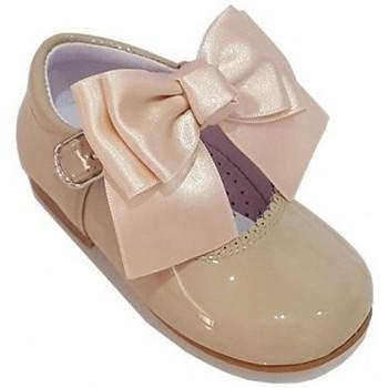 Chaussures Fille Derbies & Richelieu Bambi 19580 Marron