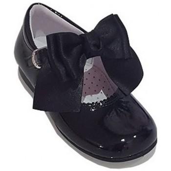 Chaussures Fille Derbies & Richelieu Bambi 19578 bleu