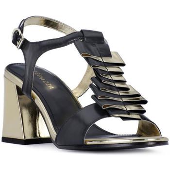 Chaussures Femme Sandales et Nu-pieds Apepazza NERO HEEL SANDAL Nero