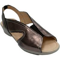 Chaussures Femme Sandales et Nu-pieds 48 Horas Escarpins en caoutchouc pour femme 48 Ho gris