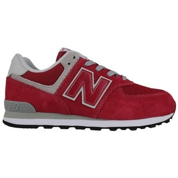 Chaussures Enfant Running / trail New Balance gc574rd Rouge